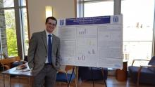 Master's Student Jonathan Repper Presents His Work